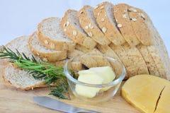 Oatmeal bread Royalty Free Stock Photo