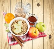 Oatmeal Royalty Free Stock Images