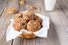 Cereal cookies Stock Image