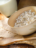 Oatmeal Royalty Free Stock Photo