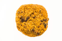 Oatmeal cookie and biscuit Royalty Free Stock Photos