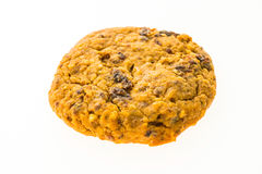 Oatmeal cookie and biscuit Royalty Free Stock Image