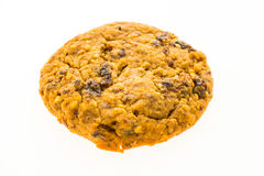 Oatmeal cookie and biscuit Royalty Free Stock Images