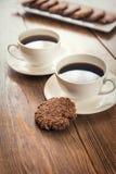 Oatmeal cookie Stock Photo