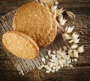Oatmeal cookie Stock Photos
