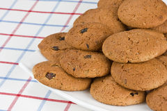 Oatmeal cookies Royalty Free Stock Image