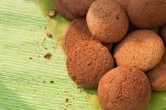 Oatmeal cookies Stock Photography