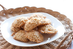 Free Oatmeal Cookies Royalty Free Stock Photos - 18365578