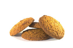 Oatmeal cookies Royalty Free Stock Photography