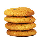 Oatmeal cookies Stock Image