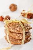 Oatmeal cookies Stock Image