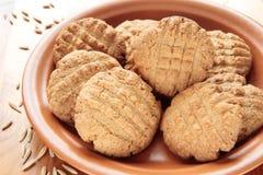 oatmeal för kakakornoat Royaltyfria Foton