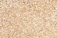 Oatmeal flakes background Stock Photography