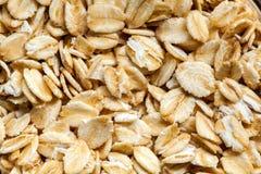 Oatmeal flakes Royalty Free Stock Photo