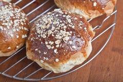 Oatmeal Molassas Bread Royalty Free Stock Images