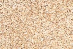 Oatmeal płatków tło Fotografia Stock