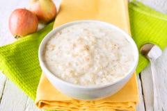 Free Oatmeal Porridge Royalty Free Stock Photos - 32850858