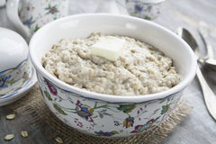 Oatmeal Royalty Free Stock Photography