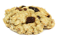 Oatmeal raisin cookie Royalty Free Stock Photo