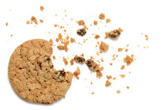 Oatmeal Raisin Stock Photos