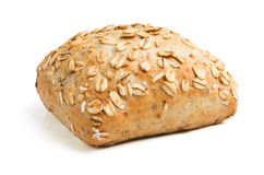 oatmeal rolka Fotografia Stock