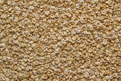 Oatmeal tło Zdjęcie Stock