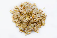 oatmeal thick Royaltyfri Fotografi