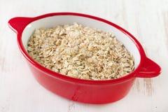 Oatmeal w pucharze Zdjęcia Stock