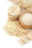 oatprodukter Arkivbild