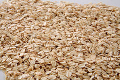 Oats. Background of oats cereals, low deep of field Stock Photo