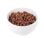 Oats Chocolate Cereal. Stock Images