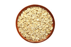 Oats flakes Royalty Free Stock Photos