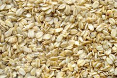 Oats and Granola Stock Image