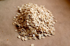 Oats - Royalty Free Stock Image