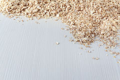 Oats for Healthy breakfast background royalty free stock photography
