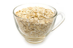 Free Oats In Cup Royalty Free Stock Image - 11004206