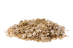 Oats Macro Isolated Royalty Free Stock Photo