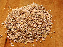 Oats for oatmeal Royalty Free Stock Photo