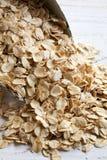 oats rullande skopa arkivfoton