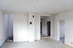 oavslutad interior Royaltyfri Foto