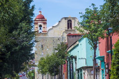 Oaxaca, Meksyk Fotografia Royalty Free