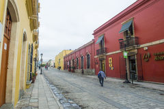 Oaxaca, Messico Fotografia Stock