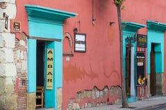 Oaxaca, Messico Fotografie Stock Libere da Diritti