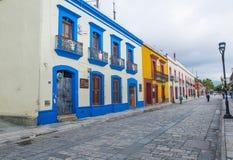 Oaxaca, Mexico Stock Foto's