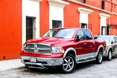 Dodge Ram 2500 royalty free stock photos