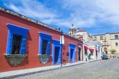 Oaxaca, Mexique Photos libres de droits