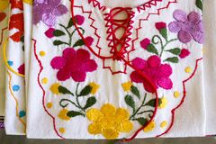 Oaxaca rzemiosła, Meksyk zdjęcia royalty free