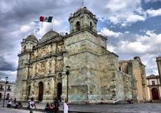 Oaxaca Zocalo Zdjęcie Stock