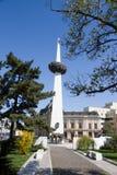 Obélisque à Bucarest Images stock