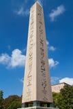 Obélisque de Theodosius Photos libres de droits